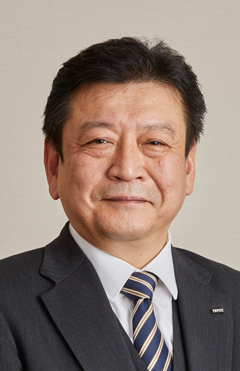 President, Tomoaki Kobayakawa (Photo)