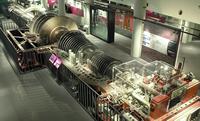 千葉火力発電所1号タービン発電機