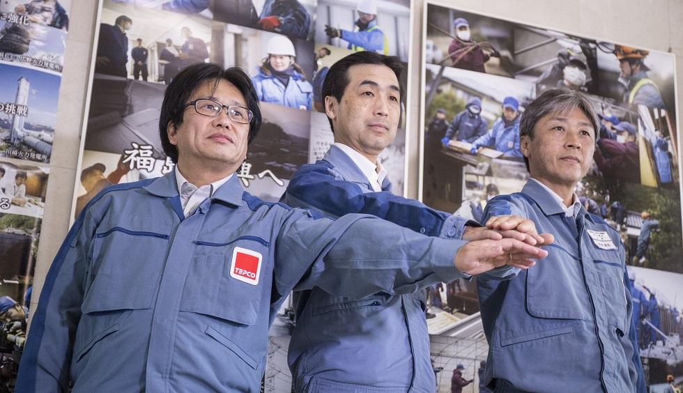 3つの原子力発電所に新所長就任...
